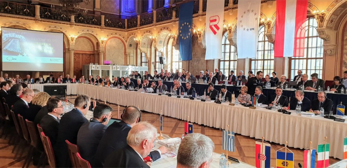 Azerbaijani delegation attends 47th European Conference of Presidents of Bar Associations and Law Societies