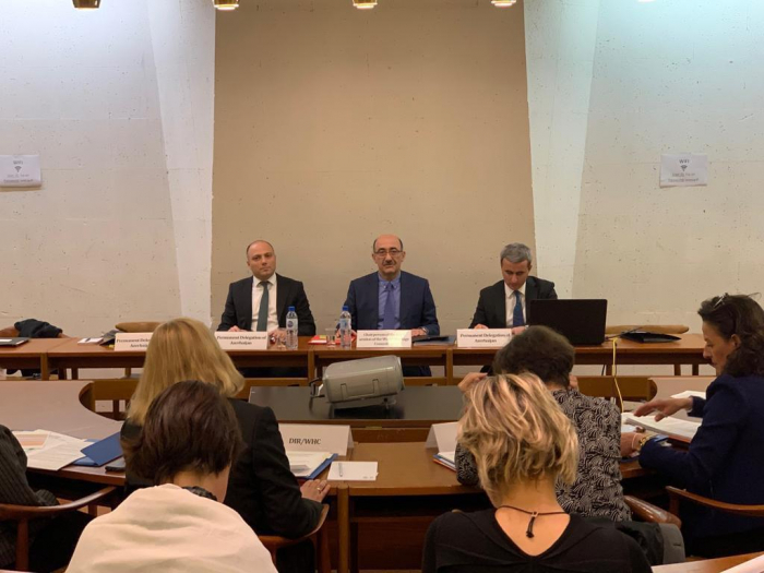 Azerbaijani minister mulls preparations for 43-rd UNESCO committee session