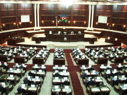 Azerbaijani parliament to mull additions to tax, criminal codes, insurance law