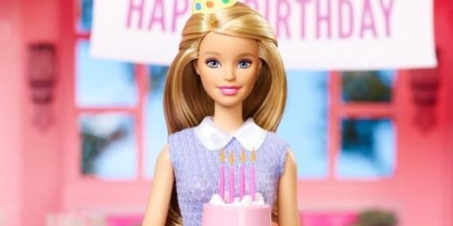 La poupée Barbie fête ses 60 ans