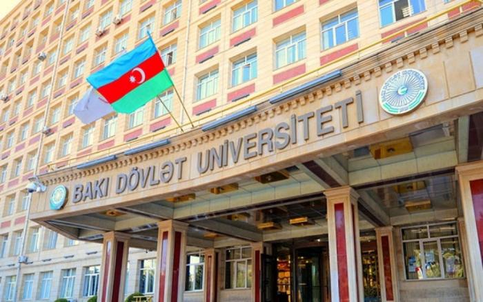Prezident BDU-ya rektor təyin etdi