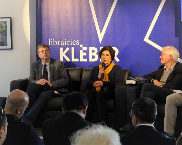Azərbaycan hekayələri Fransada təqdim olunub