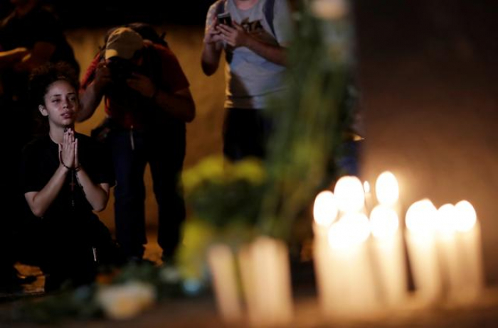 Inspired by Columbine, Brazil pair kill eight and themselves in school shooting