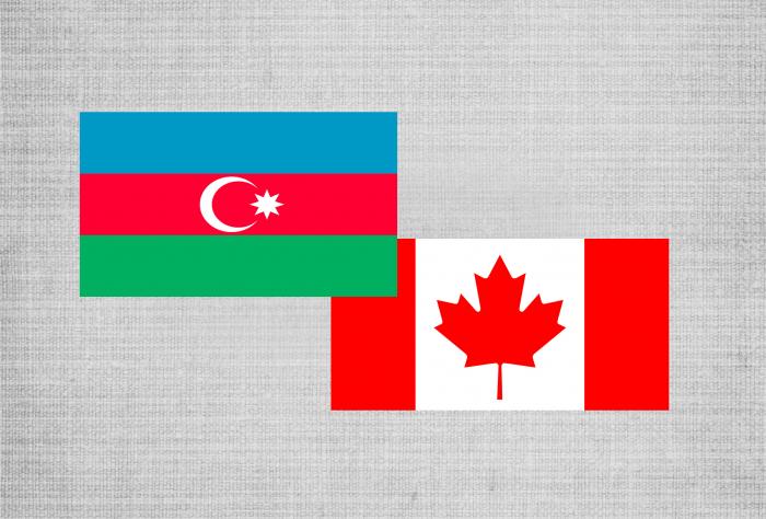 Azərbaycan-Kanada əlaqələri müzakirə edilib