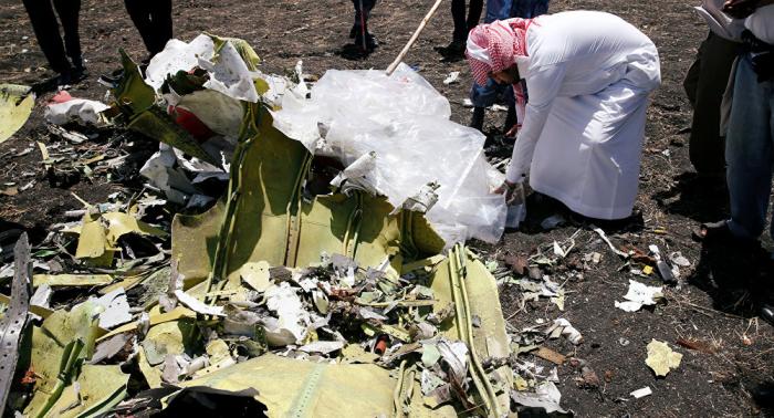 Ethiopian Airlines traslada las cajas negras del siniestrado vuelo ET302 a Francia