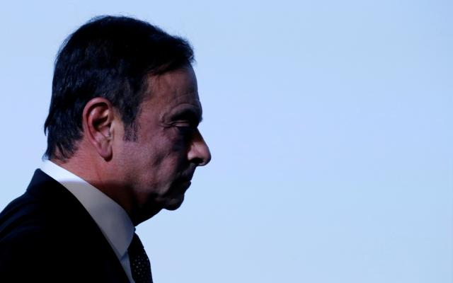 Ex-Nissan chair Ghosn seeks permission to attend Tuesday board meet: source