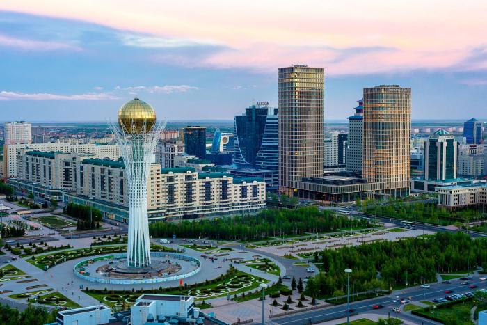 Astananın Nursultan adlandırılması barədə qanun layihəsi qəbul edilib
