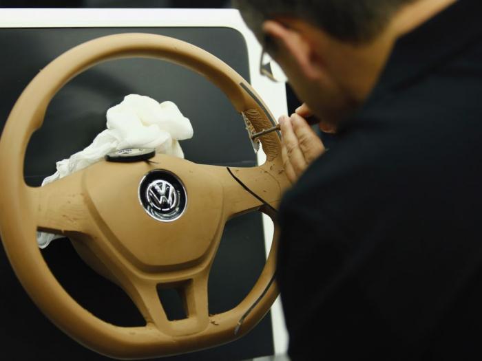 BMW, Daimler et Volkswagen dans le collimateur de l