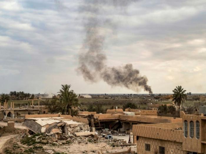Combats sporadiques sur le front anti-EI en Syrie