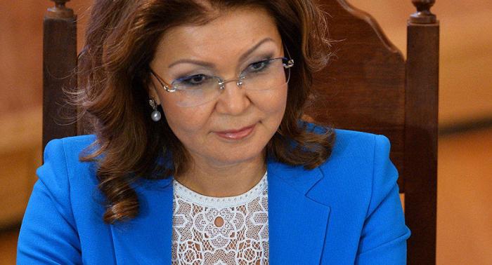 Dariga Nazarbayeva elected as Kazakhstan