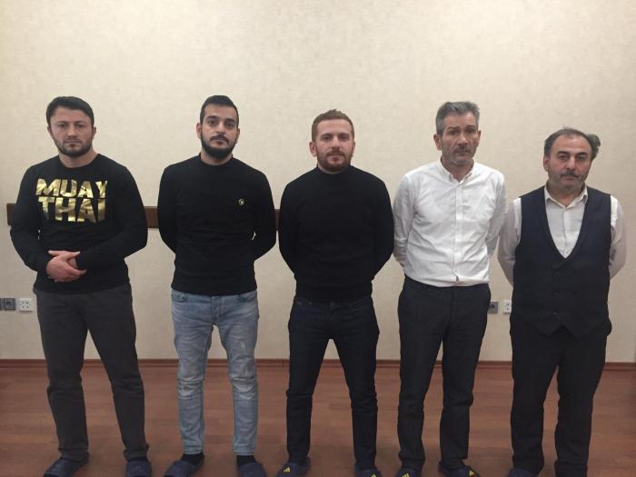"""Azərbaycanda 4000 nəfərə """"pul atan"""" dəstə ələ keçdi - FOTOLAR"""