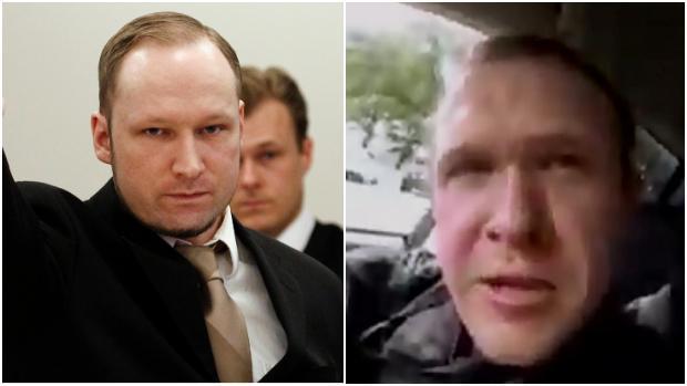 Uno de los tiradores de la mezquita de Nueva Zelanda dice que el ataque está inspirado en Anders Breivik