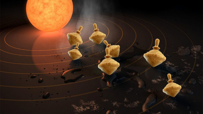 Dramatic tilts may define many alien worlds