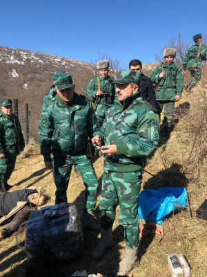 One killed during skirmish on Azerbaijani-Iranian state border
