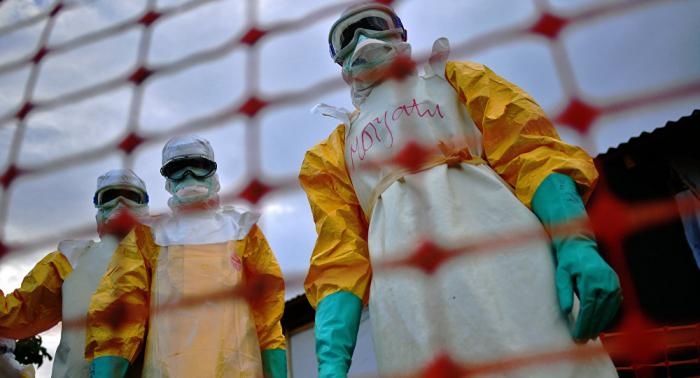 Los casos del ébola superan el millar en la República Democrática del Congo