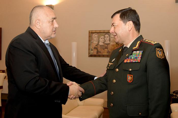التعاون العسكري بين بلغاريا وأذربيجان يتم المناقشة-  صور