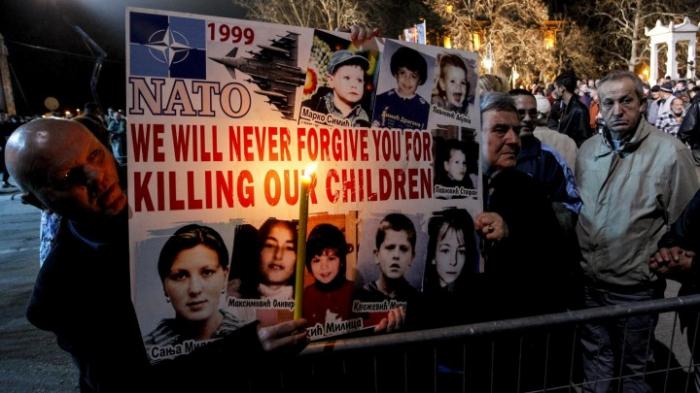 Gedenken der Nato-Luftangriffe vor 20 Jahren