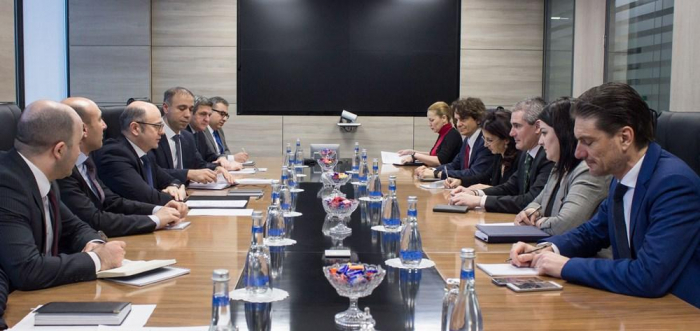 Italy eyes to invest in Azerbaijan's energy sector and technologies