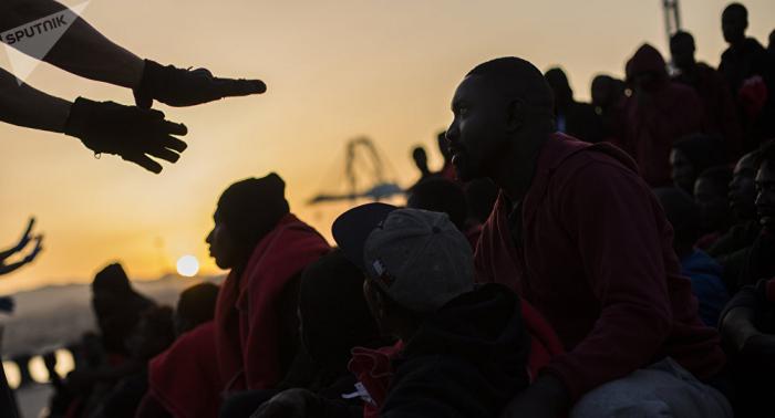 ¿Cuántos migrantes llegaron a España en pateras en 2019?