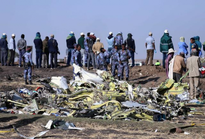 Boeing Jet hit trouble minutes after takeoff, the New York Times says