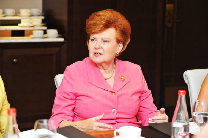 Global Baku Forum has become a brand in itself - Former Latvian President