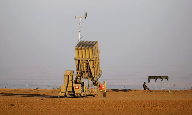 Rockets fired from Gaza target Tel Aviv for first time since 2014