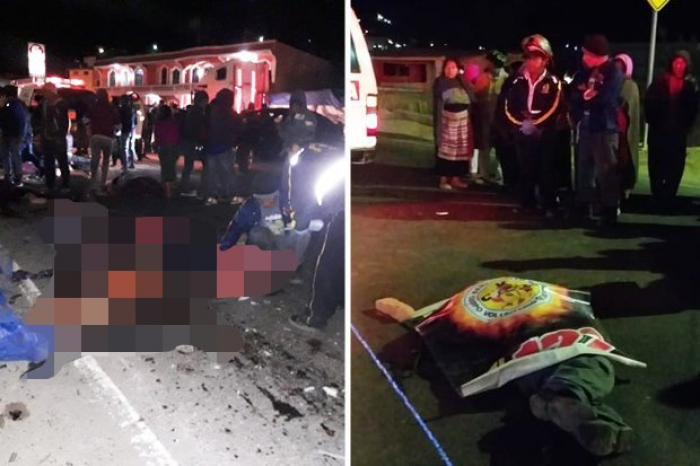 Qvatemalada dəhşətli qəza – 32 nəfər ölüb
