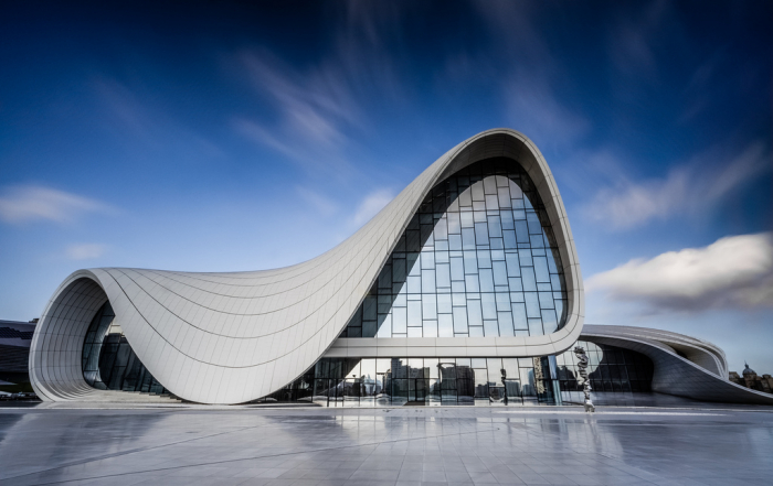 Heydar Aliyev Center is among world's 8 most beautiful concert halls in 2019 - Vogue