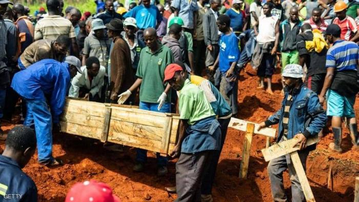"""""""إيداي"""" قتل ألفا في موزمبيق.. والرئيس شاهد الجثث بنفسه"""