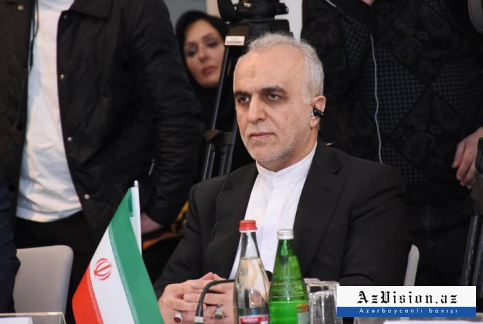İran və Azərbaycan torpaqlarından birgə istifadə ediləcək