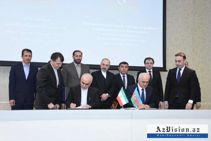Azərbaycanla İran arasında hiberoptik kabel çəkiləcək