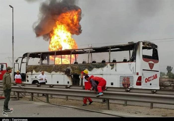 Gas pipeline explosion in Iran   leaves 5 dead