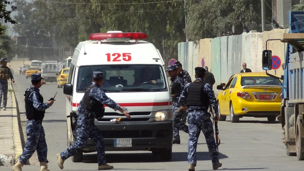 90 suffocate from gas leak in eastern Iraq: health ministry