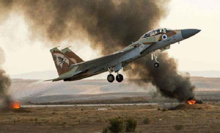 İsrail HƏMAS liderinin ofisini bombaladı