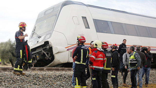 Nearly 50 people injured in northern Italy train collision