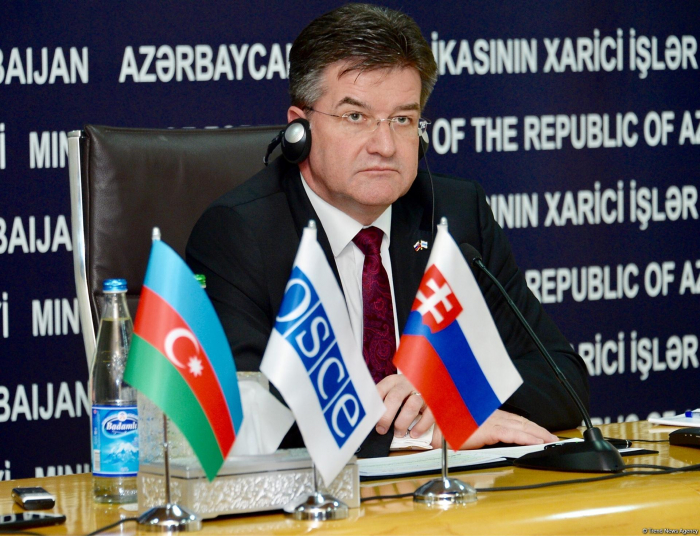 OSCE must use its strength to resolve Karabakh conflict - Lajcak