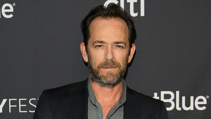 Luke Perry, actor and Beverly Hills 90210 star, dies aged 52