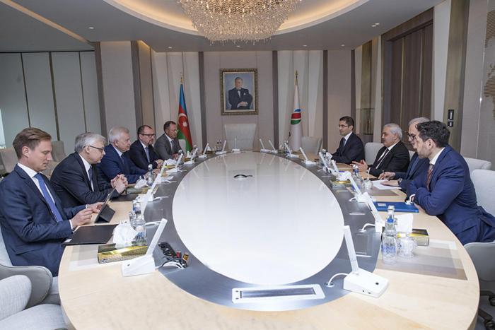 Lukoil appreciates investment environment in Azerbaijan