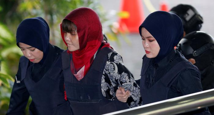 La fiscalía malasia rechaza liberar a la segunda sospechosa del asesinato de Kim Jong-nam