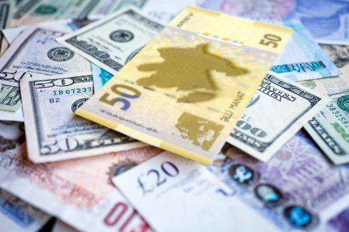 Azerbaijani currency rates for Sept. 6