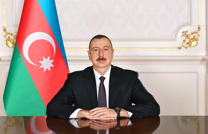 Prezident Arif Babayevi təltif etdi