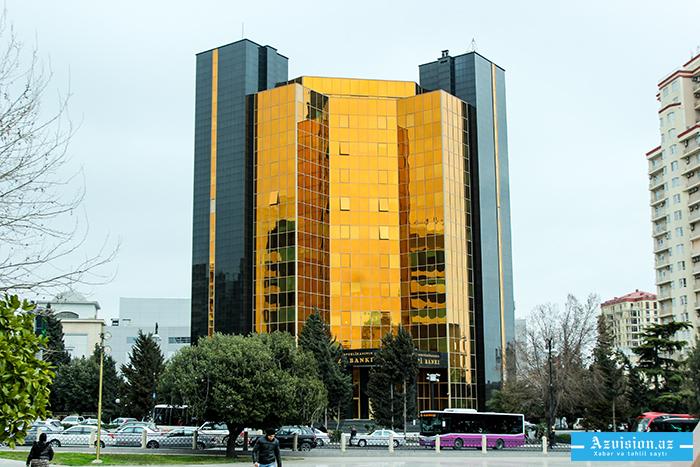 Mərkəzi Bank uçot dərəcəsini azaldıb