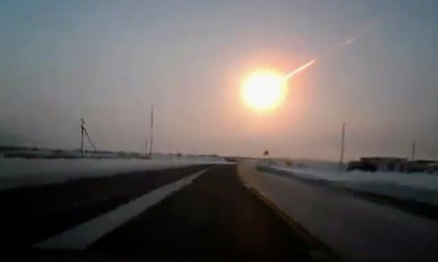 Meteor blast over Bering Sea was 10 times size of Hiroshima