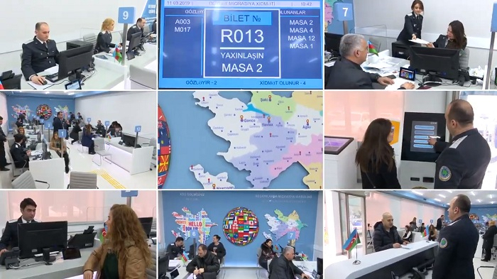 Welcome to Azerbaijan: professionally-shot promotional VIDEO by State Migration Service