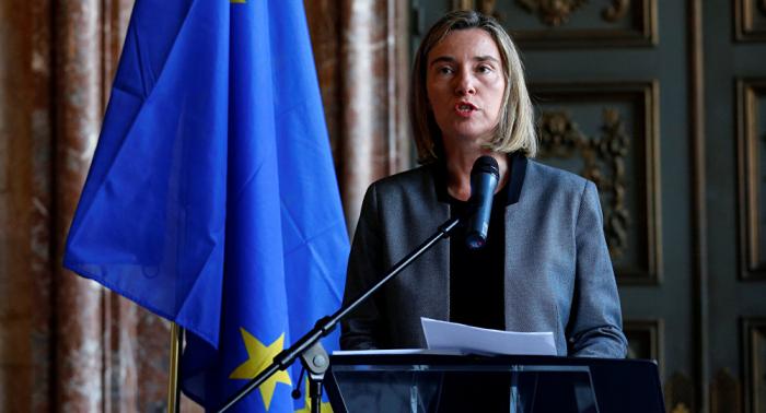 Mogherini examinará en Pakistán cooperación bilateral y asuntos regionales