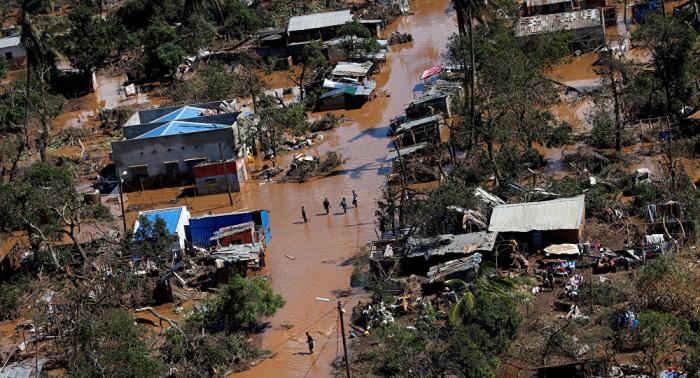 La ciudad de Beira restablece la conexión terrestre con el resto de Mozambique