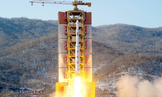 North Korea rebuilds part of launch site it promised the US it would dismantle