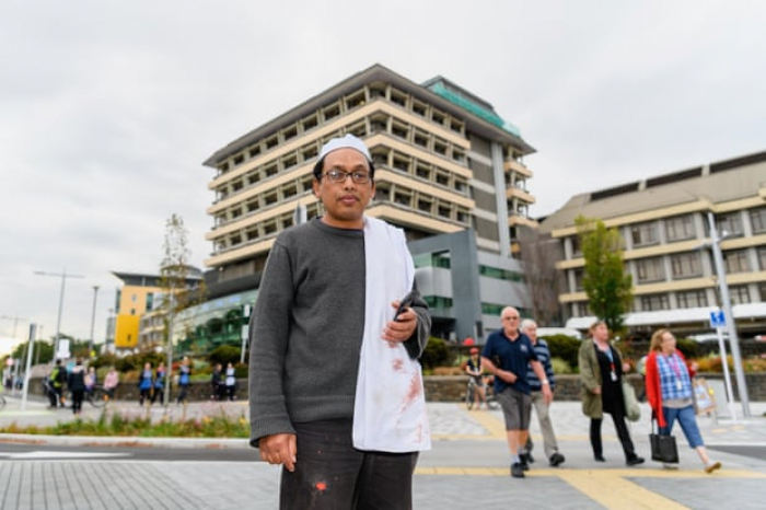 Some 48 patients with gunshot wounds being treated in New Zealand hospital
