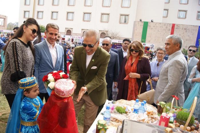 Pakistanda Novruz şənliyi keçirilib - FOTO