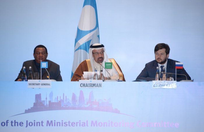 One of key goals is to normalize global oil supply, Saudi minister